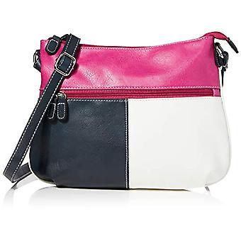 N.V. Bags ABI, Women's Bag, Fuchsia