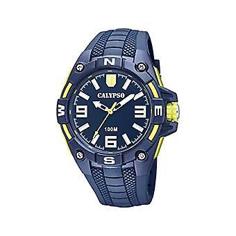 Calypso Watches Analog Watch Men's Quartz with Plastic Strap K5761/2