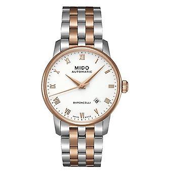 Mido watch baroncelli m8600.9.n6.1