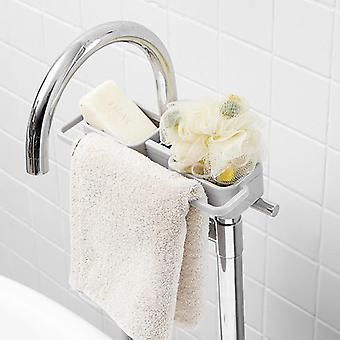 Kitchen Faucet Storage Rack Over Faucet Soap Dishes Holder