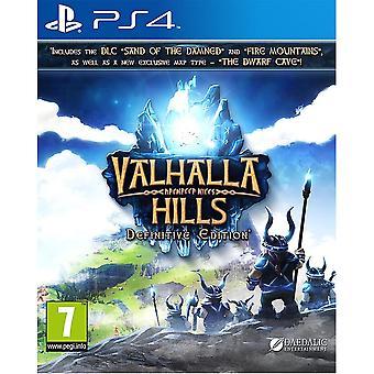 Valhalla Hills Definitive Edition PS4 Game