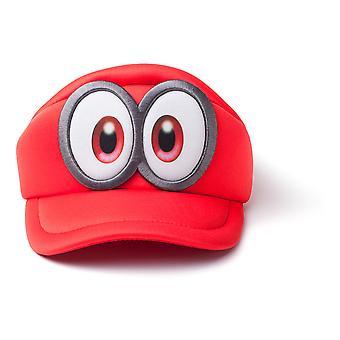 Nintendo - Cappy Unisex Curved Hat Cap - Red