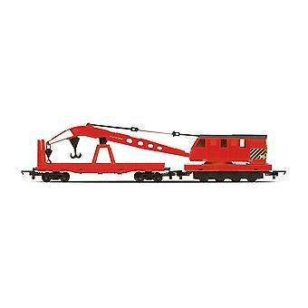 Hornby Breakdown Crane Era 5 Model