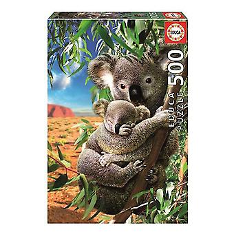 Puzzle Educa Koala (500 Stück)