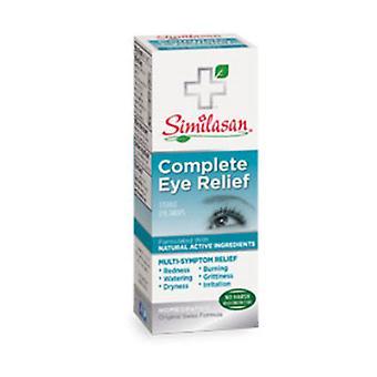 Similasan Eye Drops Complete Relief, 0.33 Oz