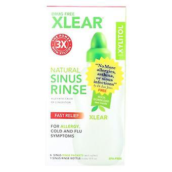 Xlear Inc Natural Sinus Rinse, 1 Each