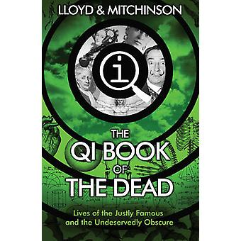 QI The Book of the Dead by Lloyd & JohnMitchinson & John