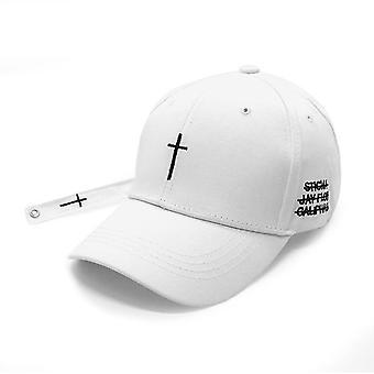 New Style Unisex Cross Belt Baseball Cap