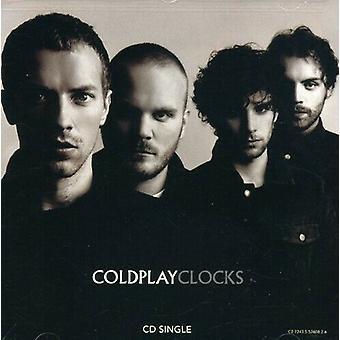 CD do Relógios Coldplay