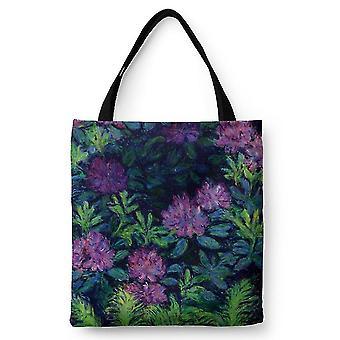 Plátěná taška Digitální tisk Přenosná nákupní taška s jedním ramenem Self-study Bag
