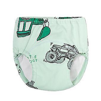 Baby Potty Toilet Training Pants Nappies Cartoon Underwear