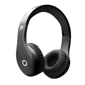 Bluetooth Headphones SBS Music Hero 60 mAh Black