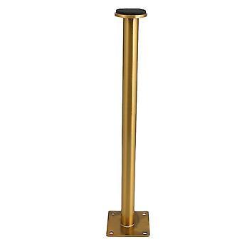 Pöydän jalat kultainen säädettävä metallinen tv-kaappi sohva pöydän jalka sisä- ja ulkotiloihin