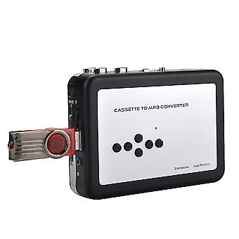 Fita para mp3 conversor USB Cassette Capturar Walkman Tape Player
