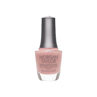 Morgan Taylor kommer upp rosor Matte lyx långvarig nagellack lack