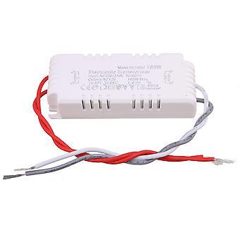 Voltage transformers regulators halogen light bulb electronic transformer 105w 12v-ac220 for malls bar ppm-2049
