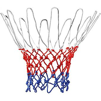 Outdoor Basketball Hoop Basketball Net, Nylon Braided Rope, Wear-resistant, Durable And Corrosion-resistant