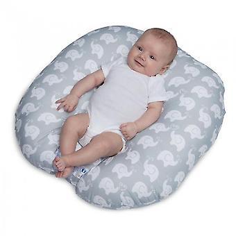 Venalisa Newborn Lounger, Baby Nest, Newborn Crib Co-sleeping Bed With Pillow