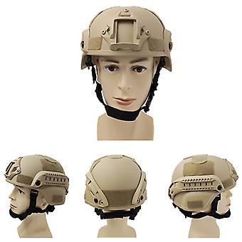 Desert Tactical Helm Militärhelm Schutzhelm Cs Spielhelm
