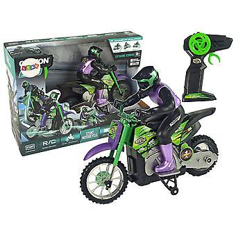 RC Motorrad - ferngesteuertes Dirt Bike - 22 cm
