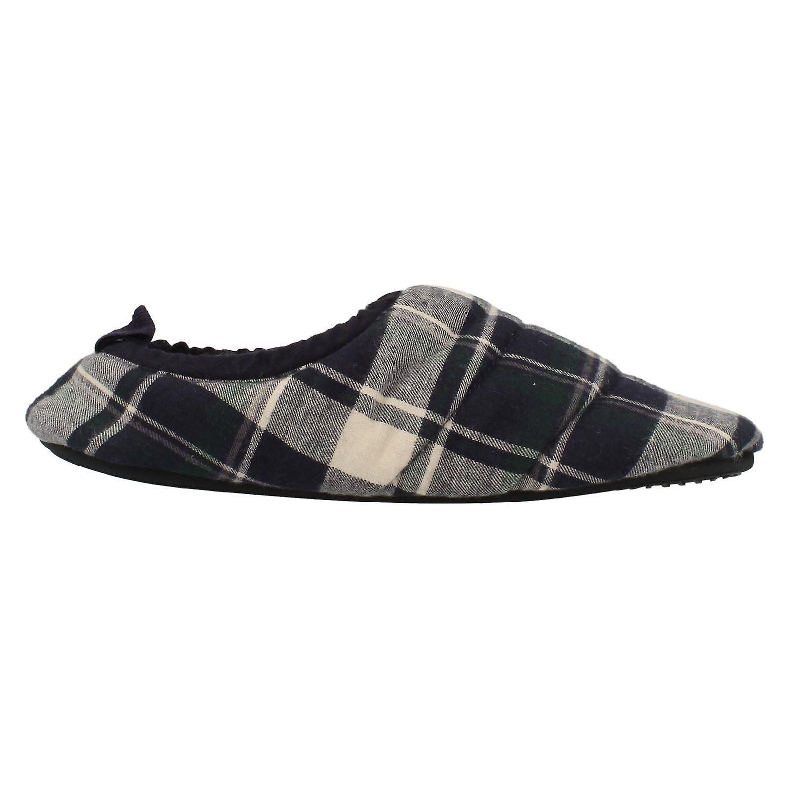Chaussons Mule Mens Clarks Kite Snooze