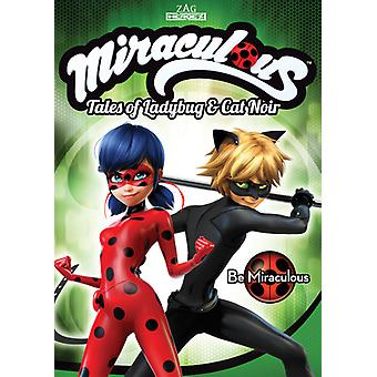 Miraculous: Tales of Ladybug & Cat Noir [DVD] USA import