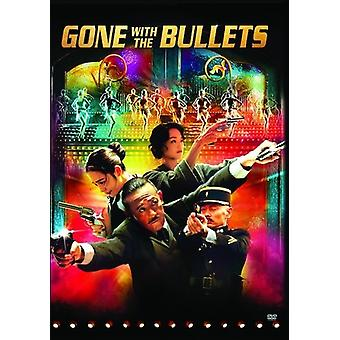 Gone with the Bullet [DVD] USA import