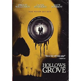 Hollows Grove [DVD] USA import