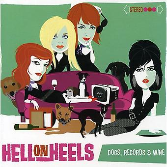 Hell on Heels - Dogs Records & Wine [CD] USA import