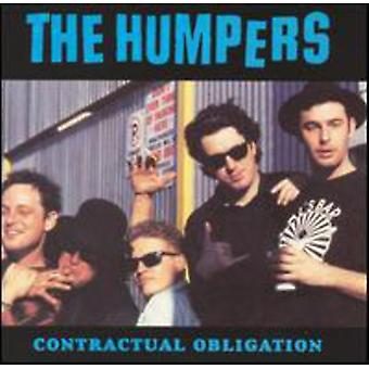 Humpers - Contractual Obligation [CD] USA import