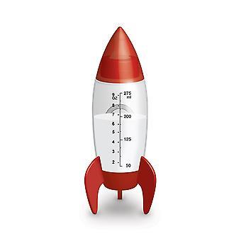 Bébé bouteille lait bouteille fusée navette spatiale
