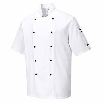 Portwest - Kent Chefs kuchnia Odzież robocza kurtka