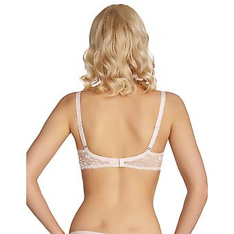 Mio Classic Orchid Creme Brulee Floral Balcony Bra 146-12-L