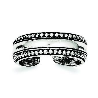 925 Sterling Silber solide Finish Zehen Ring Schmuck Geschenke für Frauen