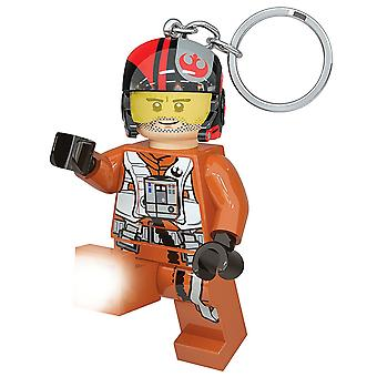 LEGO LED Keylight - Star Wars Poe Dameron