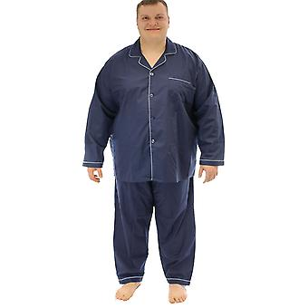 Espionage Plain Traditional Pyjama Set