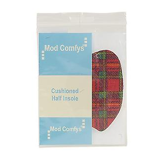Mod Comfys Unisex Cushioned Half Insoles (12 Pairs)