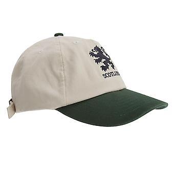 Scotland Lion Design Embroidered Baseball Cap