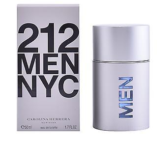 Carolina Herrera 212 Nyc mannen Edt Spray 50 Ml voor mannen