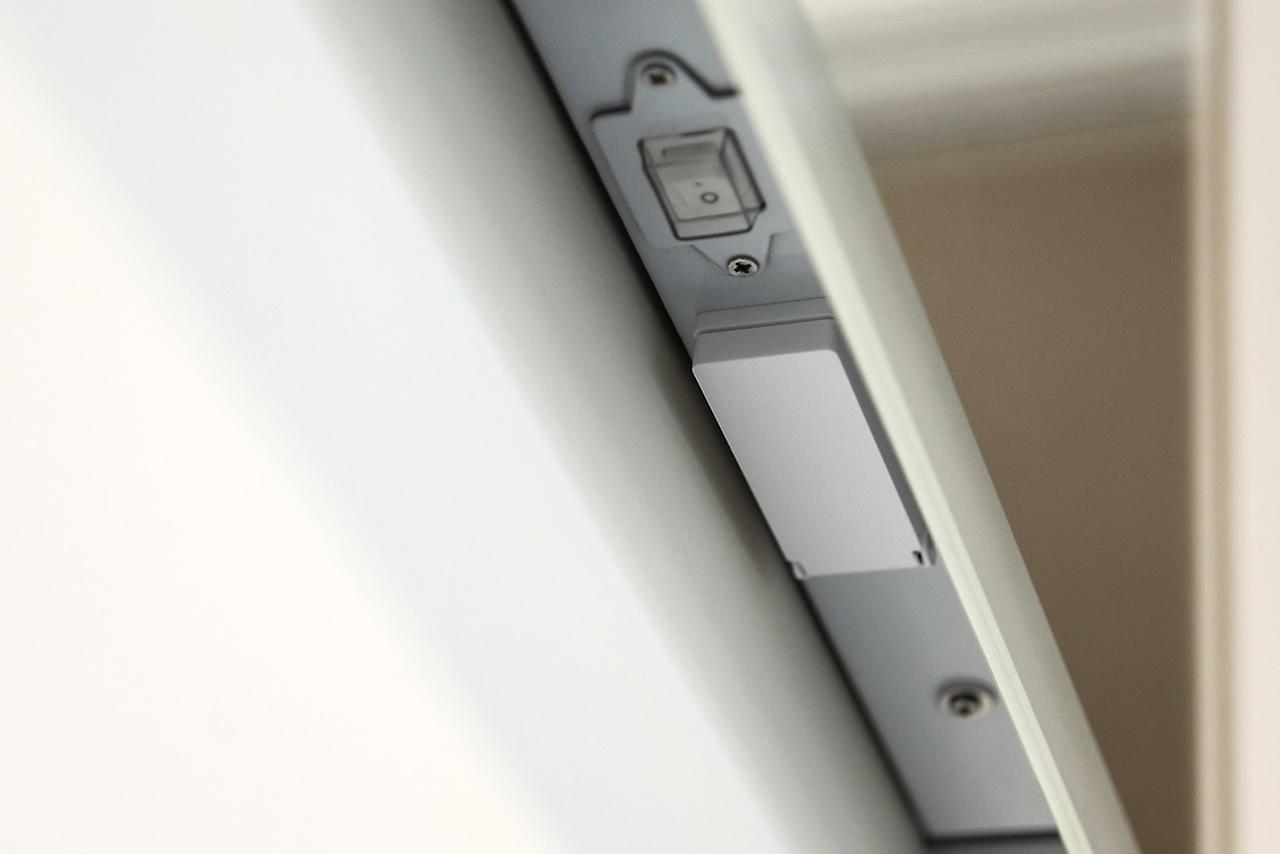 Leanna rasoir Edge LED salle de bain miroir antibuée pad & capteur k8401v
