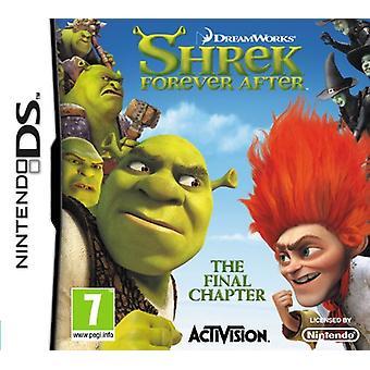 Shrek Forever After (Nintendo DS) - Novo