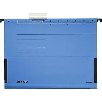 Leitz Suspension binder Alpha A4 Blue 5 pc's/pack 19863035 5 pc(s)