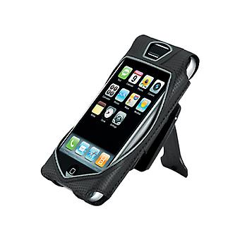Body Glove Case with Kickstand for Apple iPhone 1st Gen (Black)