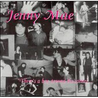 ジェニー前 - そこのバーの周りのコーナー [CD] USA 輸入
