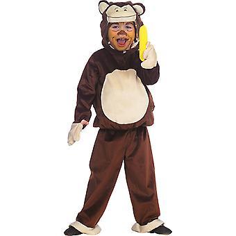 Filhos de macaco macaco de traje animal primata chimpanzé do traje