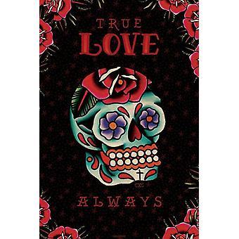 Cardxcore Poster True Love Always