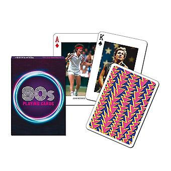 Piatnik 80's Playing Cards