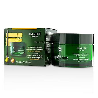 Rene Furterer Karite Nutri Nourishing Ritual Intense Nourishing Mask (very Dry Hair) - 200ml/7oz