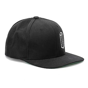 TOWER London Black/Green Crepe City Limited Edition Cap