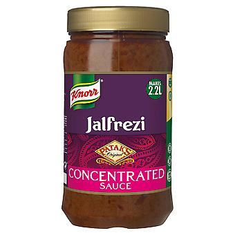 Knorr Patak's Jalfrezi Concentrated Sauce